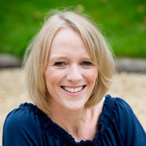 """Guest Blog: """"Stop trying to solve the world"""" - Gill Simpson"""