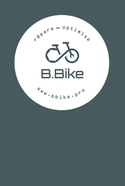 Création d'un logo pour un réparateur de vélo