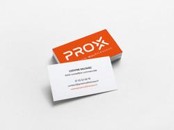 carte de visite prox