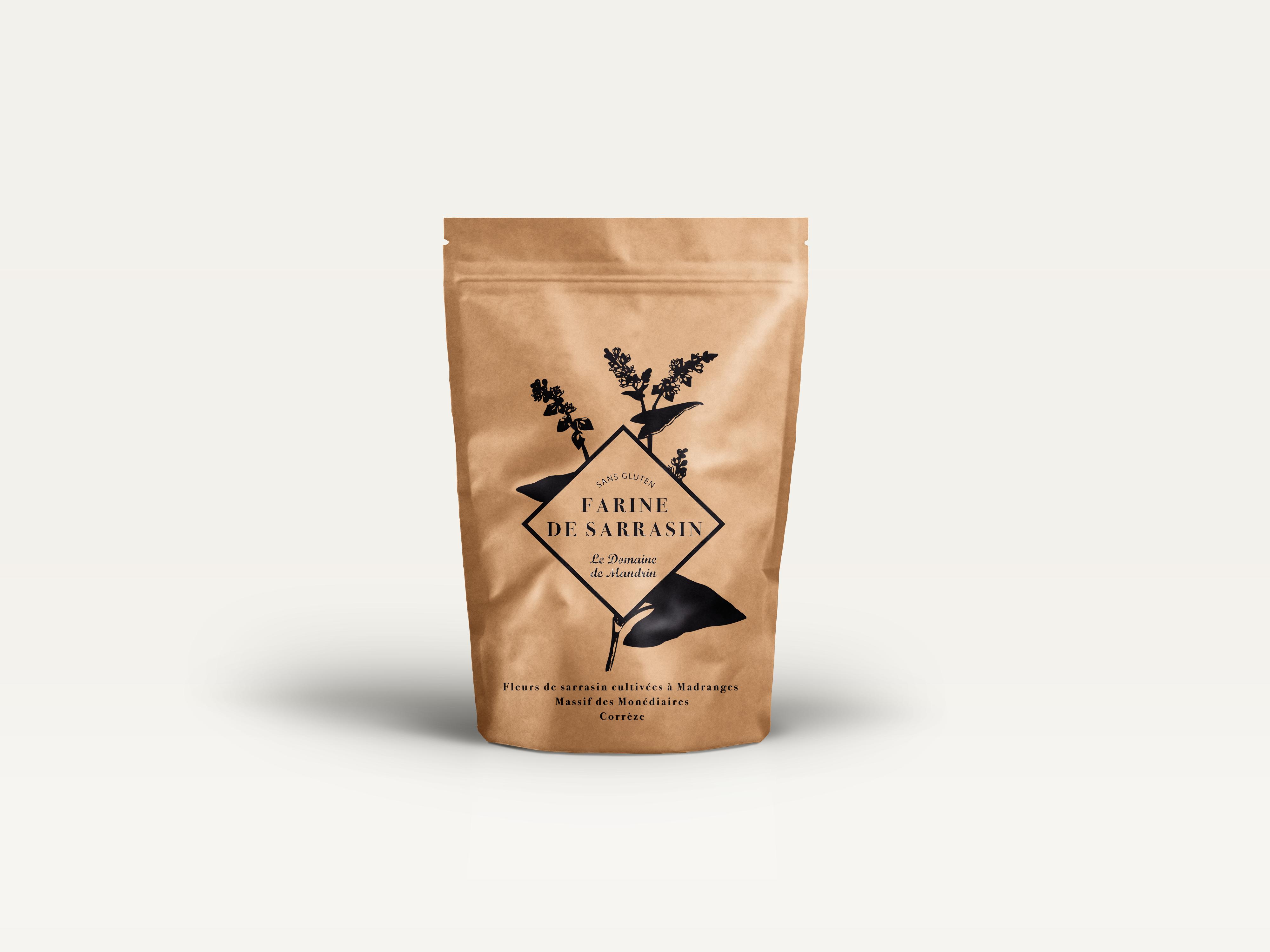 packaging farine