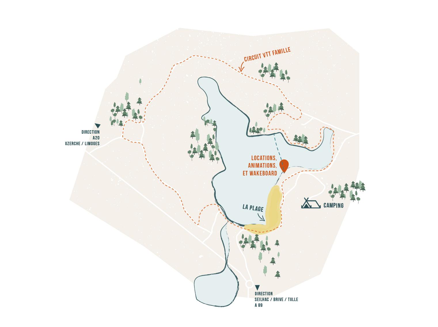 création d'une carte