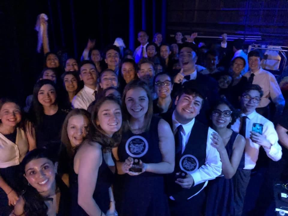 2019 Minty Award Winners