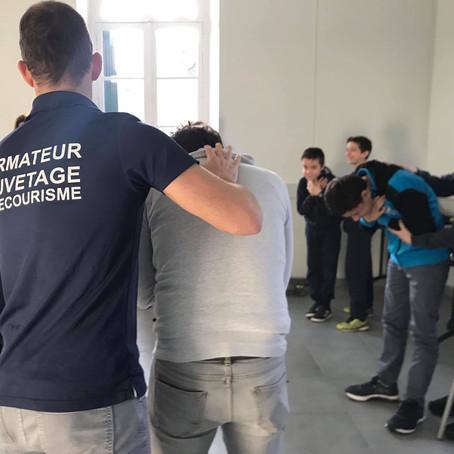 Formation PSC1 (premiers secours) • Samedi 14 décembre • St-Malo