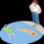 ECOLE sauvetage natation iso.png