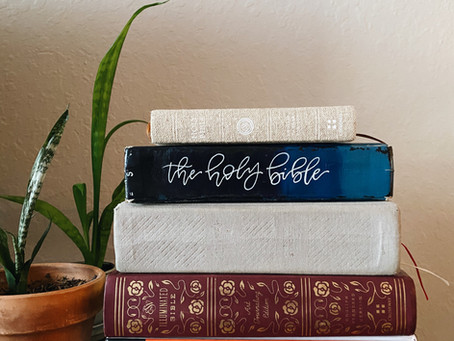 How To Get Started Reading The Bible