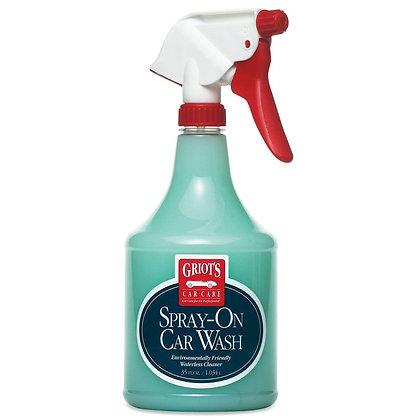 Griot's Garage Spray-On Car Wash - 35 oz