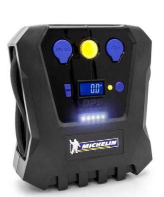 Michelin 12266 Programmable Fast Flow Digital Tyre Inflator (Upto 40 PSI)
