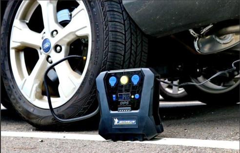 Michelin 12266 Programmable Fast Flow Digital Tyre Inflator