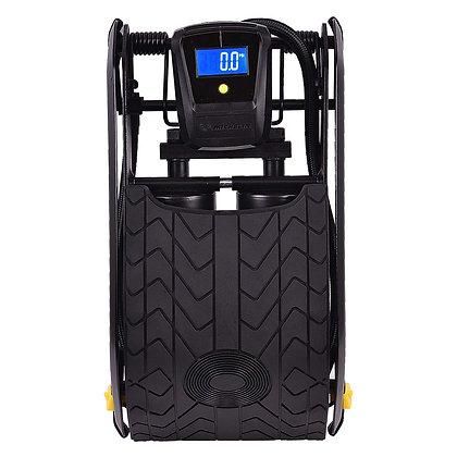 Michelin 12209 Digital Double Barrel Foot Pump