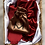 Thumbnail: Scarf  Rose Package