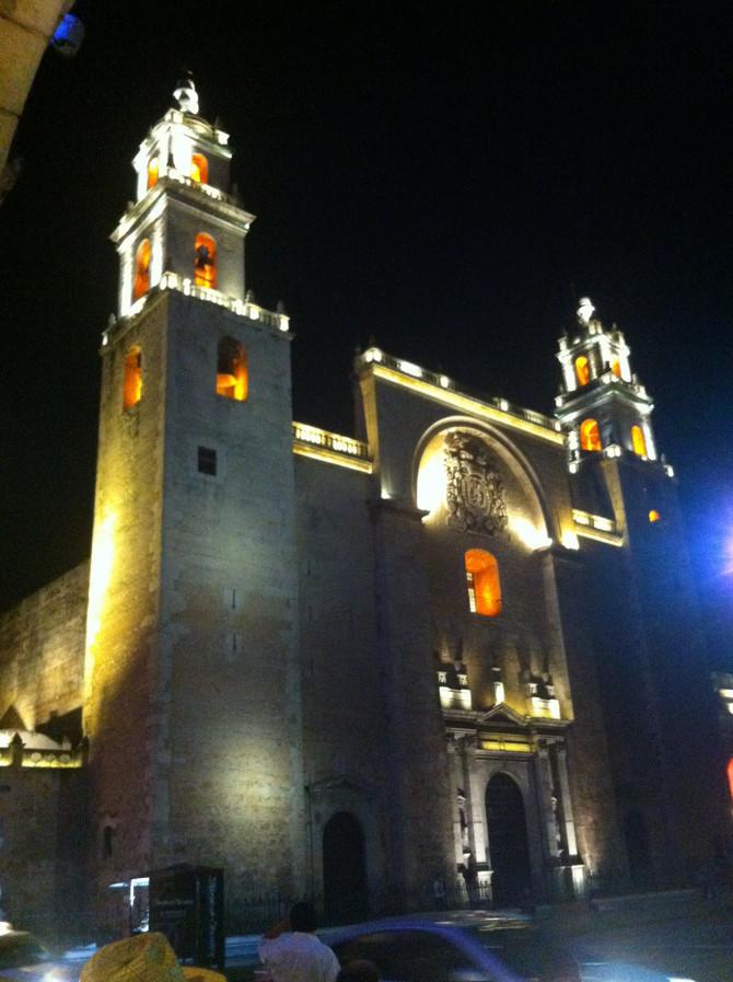 "Merida, ""Cultural Capital of the Americas""  -- again"