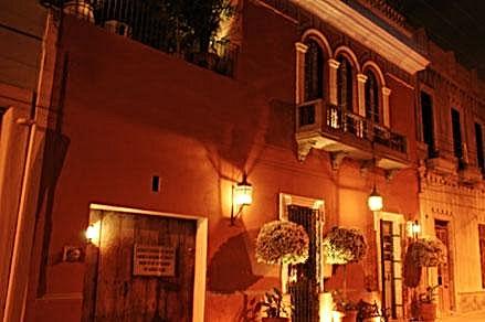 Casa Mexilio hotel in Merida