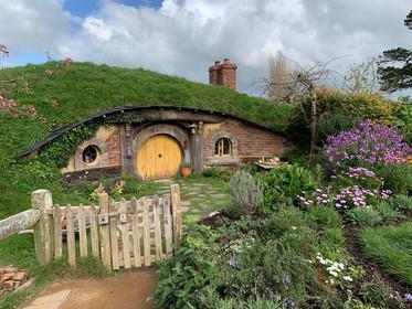 A Humble Hobbiton Dwelling