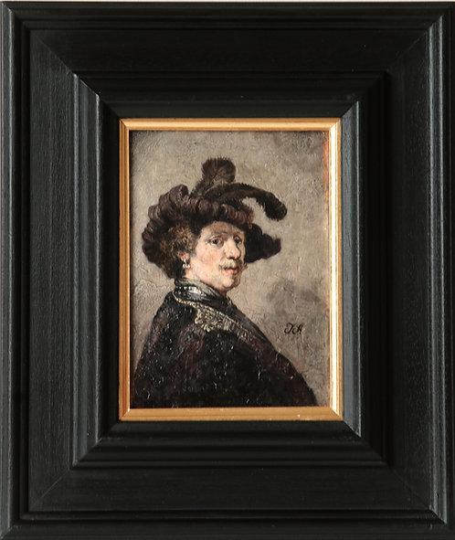 'Miniature Masters-Rembrandt'