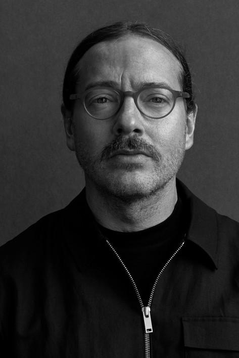 Fashion designer Tim Hamilton