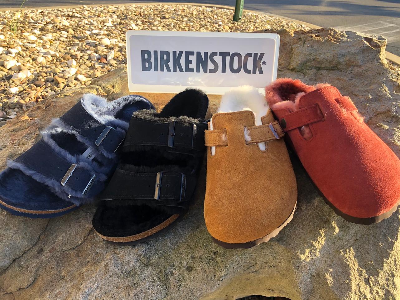 Fall Birkenstock fur slides.jpg
