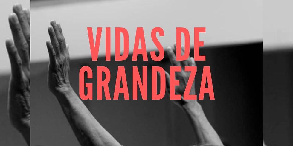 VIDAS DE GRANDEZA