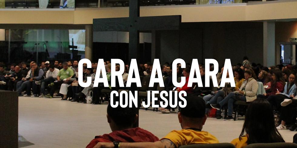 CARA A CARA CON JESÚS
