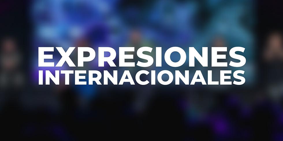 EXPRESIONES INTERNACIONALES DE LA FE