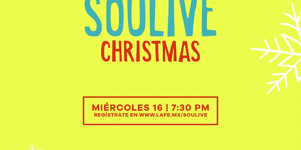 MERRY SOULIVE CHRISTMAS