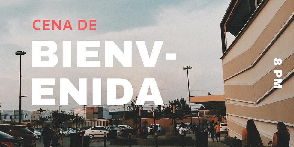 CENA DE BIENVENIDA