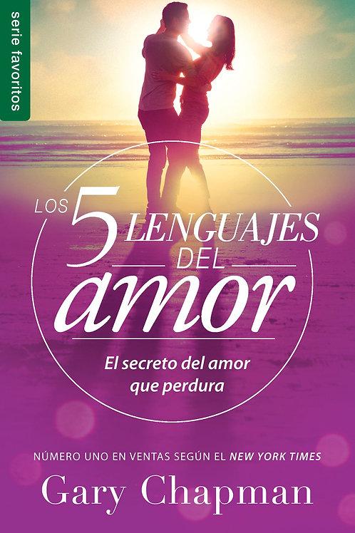 Los 5 Lenguajes del Amor (Versión Bolsillo)