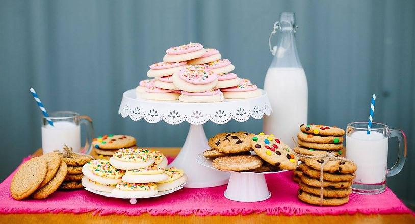 The amazing Granny B's Cookies lineup