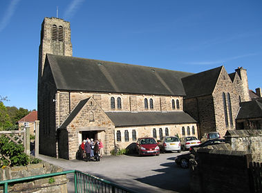 Holy Trinity Millhouses Church