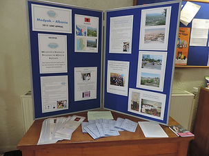 Appeals Noticeboard at Holy Trinity