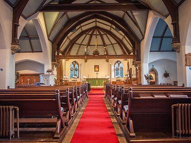 Inside St John's Abbeydale