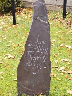 St John's Memorial Stone