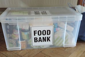 Food Bank at Holy Trinity