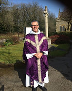 Peter Ingram- Our Vicar