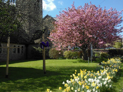 Holy Trinity at Easter