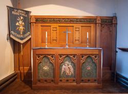 Lady Chapel at St John's