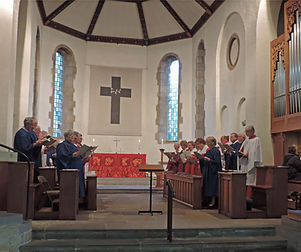St John's and Holy Trinity Choirs