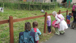 Trinity Tots at Whirlow Farm