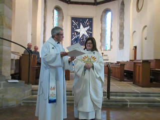 Saying 'farewell' to Catherine Staziker