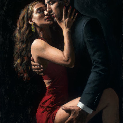 Fabian Perez - Portraying People's Bodies to Capture Their Soul
