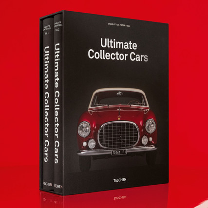 Taschen - Ultimate Collector Cars