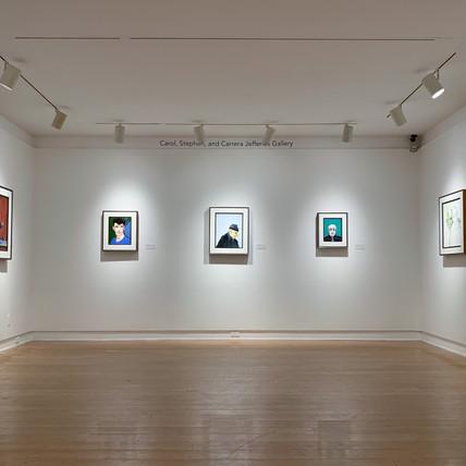 Laguna Art Museum - Wayne Thiebaud & Matthew Russell Rolston