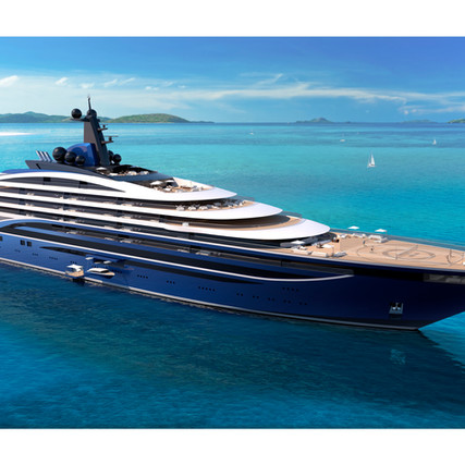 Somnio - Unveiling the Largest Yacht in the World