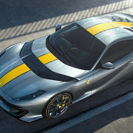 Ferrari 182 Superfast - Limited Edition V12
