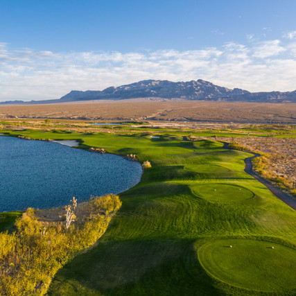 Las Vegas Paiute Golf Resort - An Oasis in the Desert