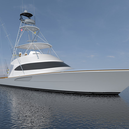 HMY Yachts - The All New 64' Viking Flybridge
