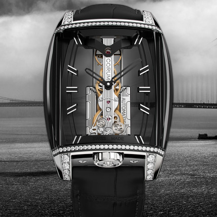 Corum - 10th Anniversary of the Golden Bridge Automatic