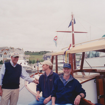 Van Dam Custom Boats - The World's Finest Wooden Boats
