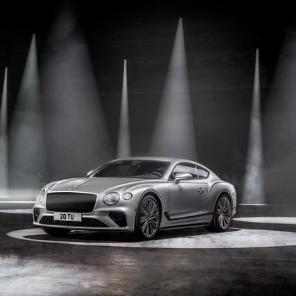 Bentley - The Continental GT Speed