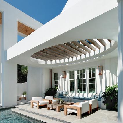 Alys Beach House - Oxford Architecture