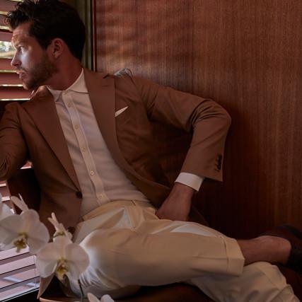 Gatsby Golf - Handmade Luxury Italian Clothing